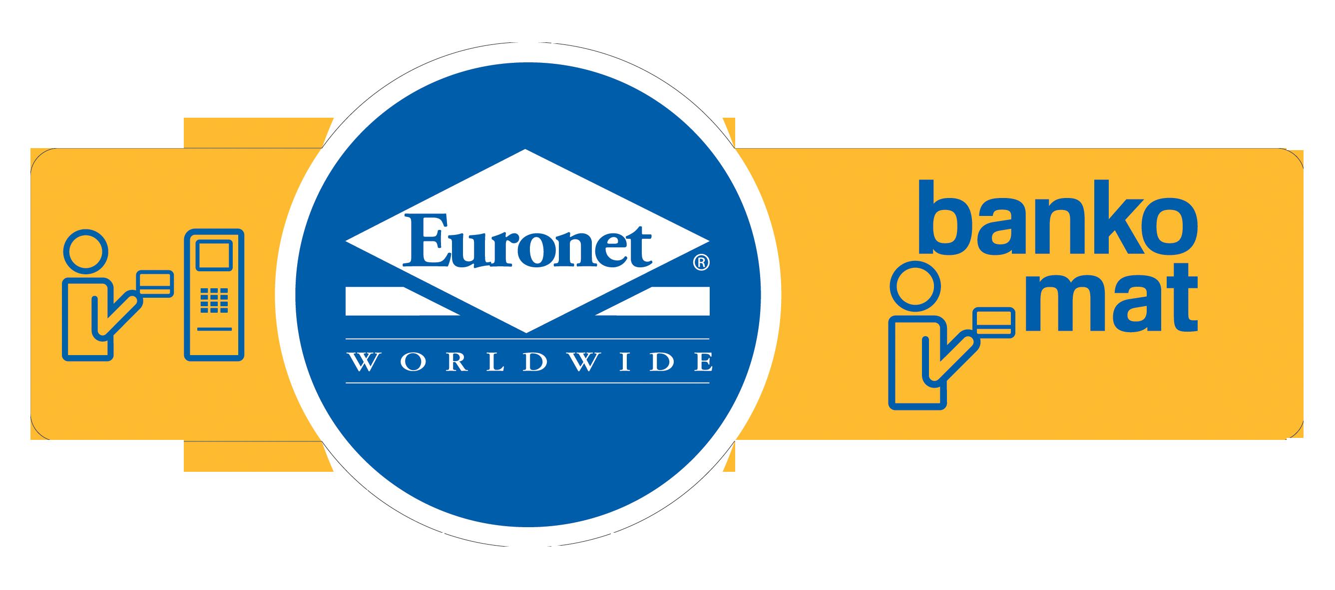 Euronet Geldautomaten