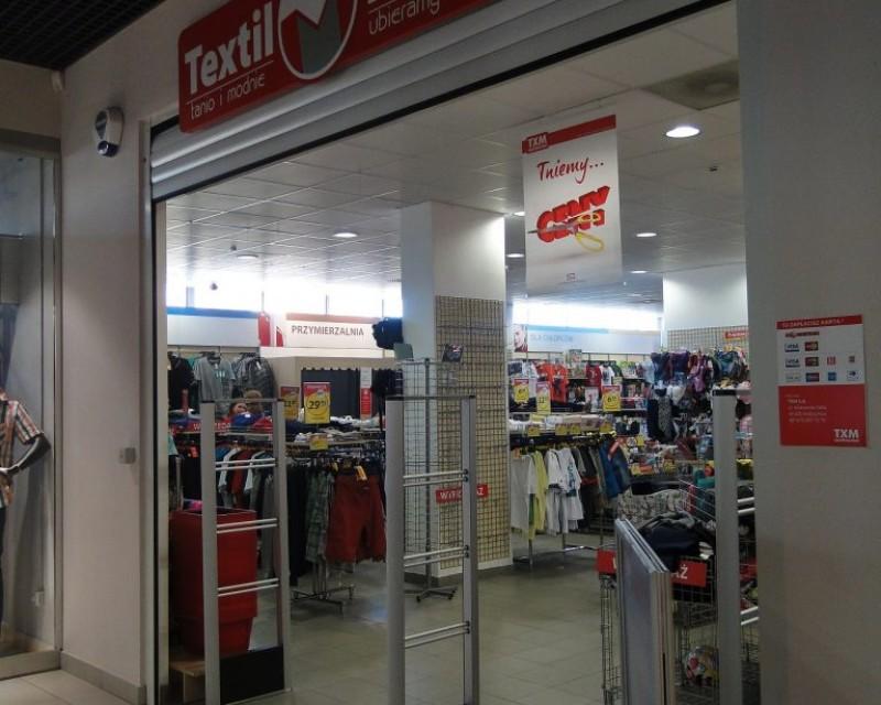 Gazetka promocyjna Textilmarket